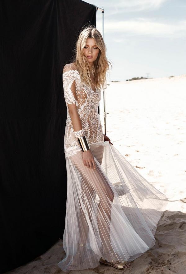 One Day Bridal Eden Embellished Dress