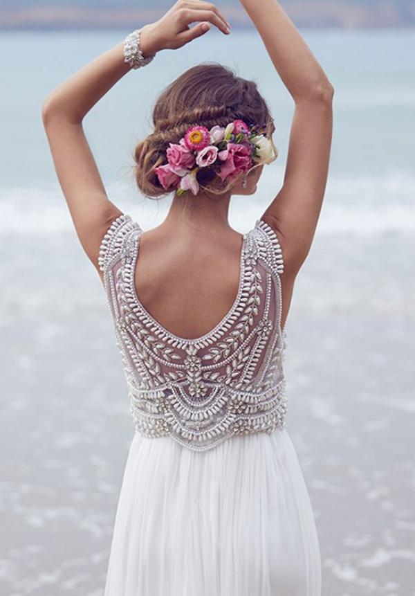 Anna Campbell Spirit Embellished Dress