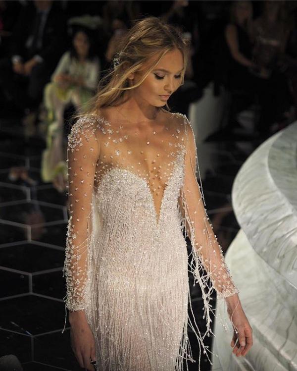 Pronovias Embellishment Dress