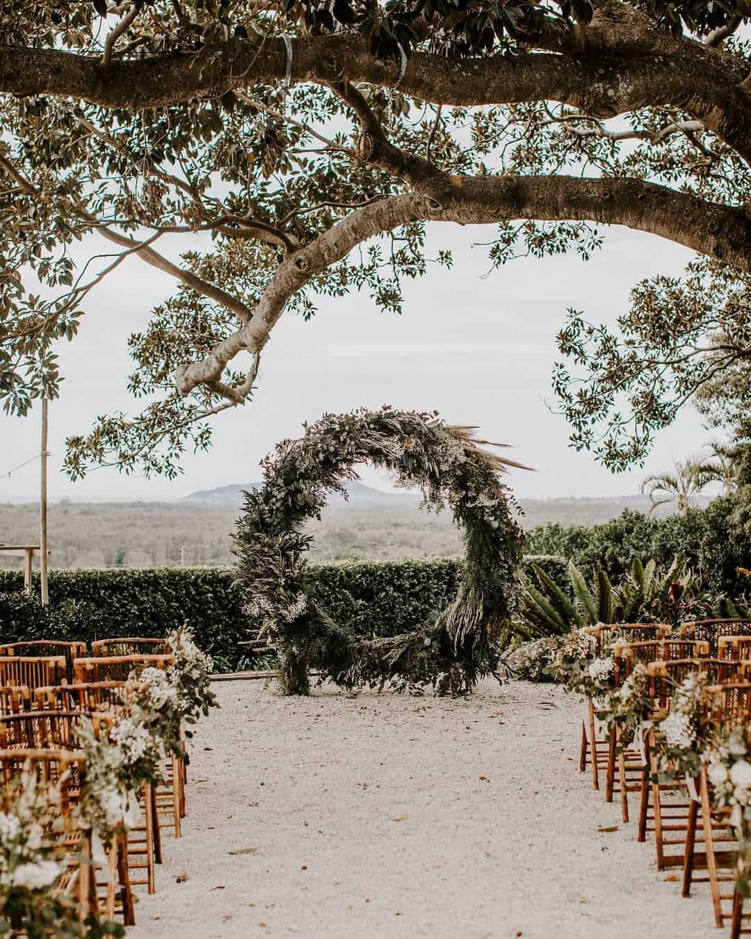 Wedding Arbour Backdrop