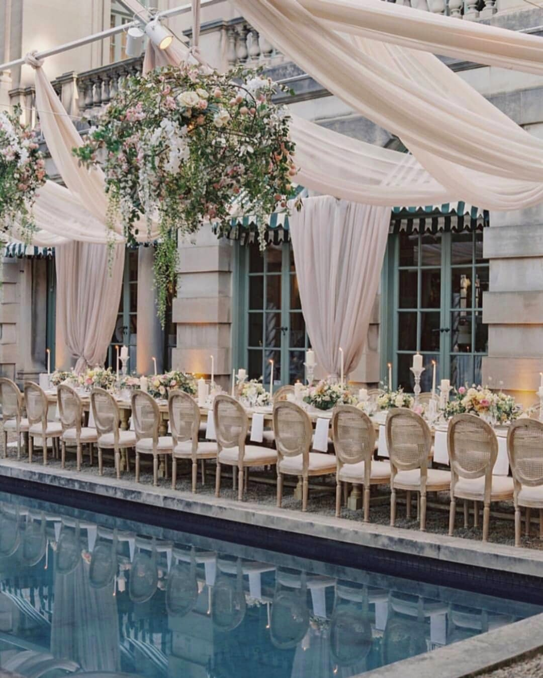 Pool Venue Reception