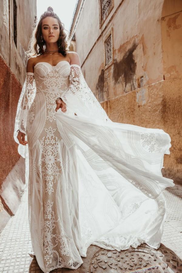 Adara Bridal Gown