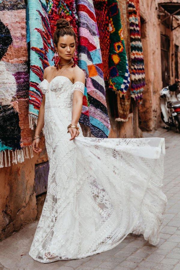 Clara Bridal Gown