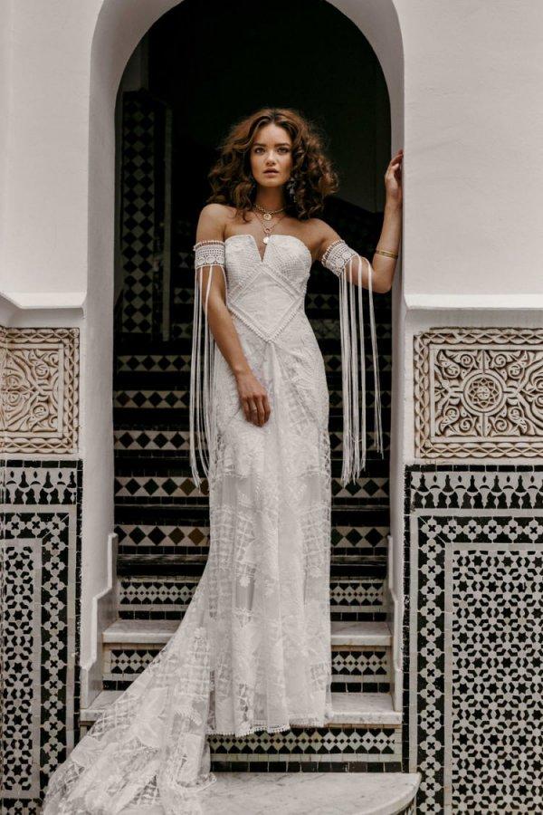 Farah Bridal Gown