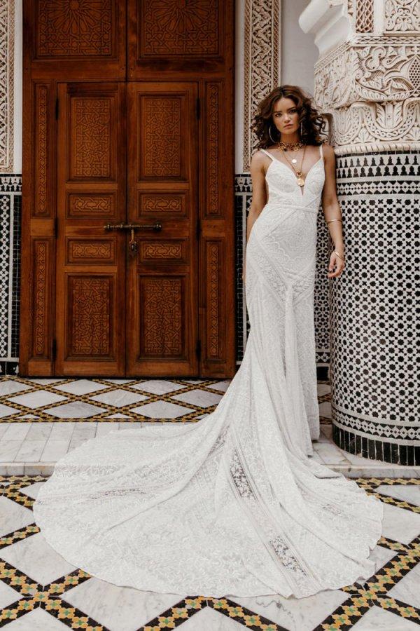 Tulum Bridal Gown