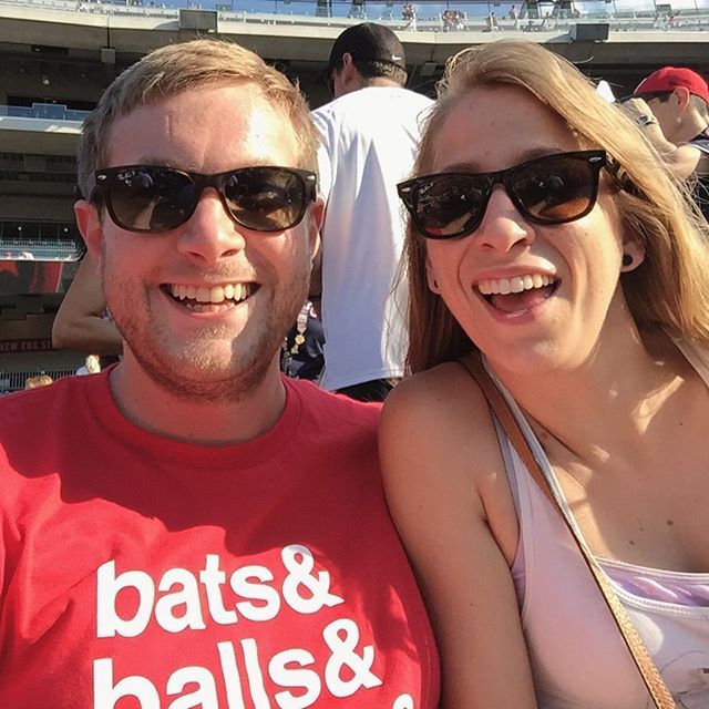 shiny happy baseball (& beard) fans! ⚾️ thanks guys for sharing!