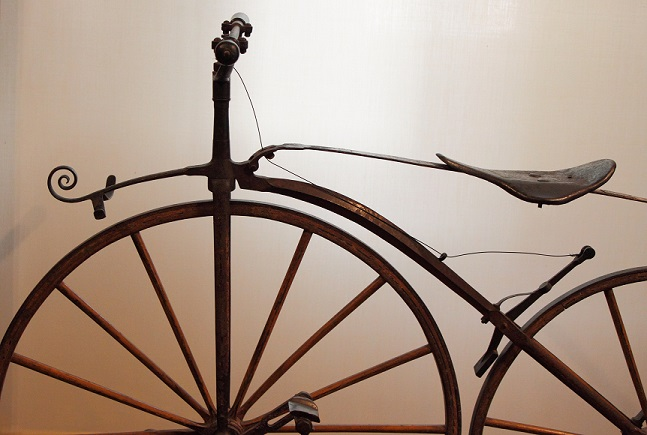 ©  Alessandro0770  |  Dreamstime.com  -  Old Times Bicycle Photo