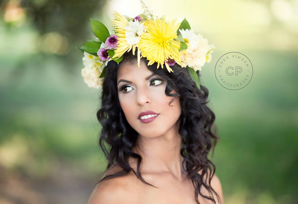 All rights reserved through Cody Pinzon Photography © Make up and hair on model is by: Beauty by Chelsea