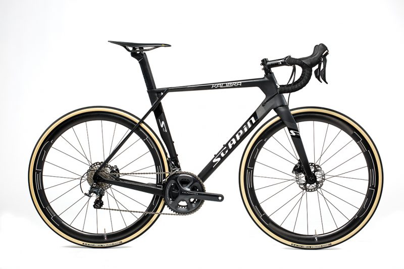Scapin Kalibra: Velo News #1 Aero Road Bike - CLICK HERE TO READ THE REVIEW