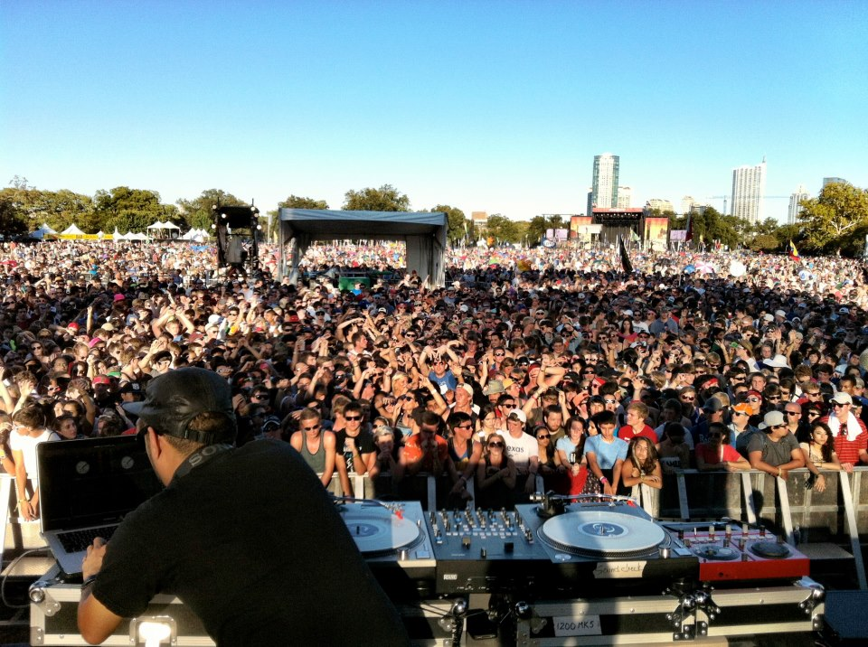 2012 Austin City Limits Music Festival