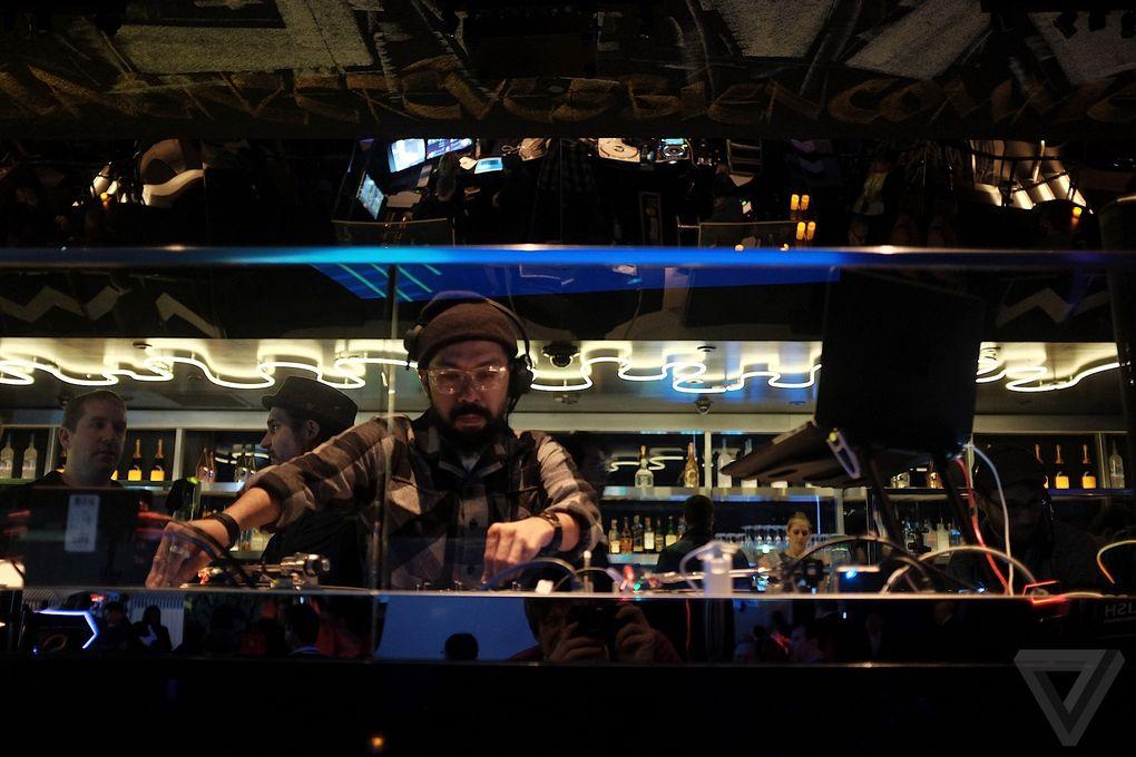 Samsung CES TV Event - Las Vegas - January 2015