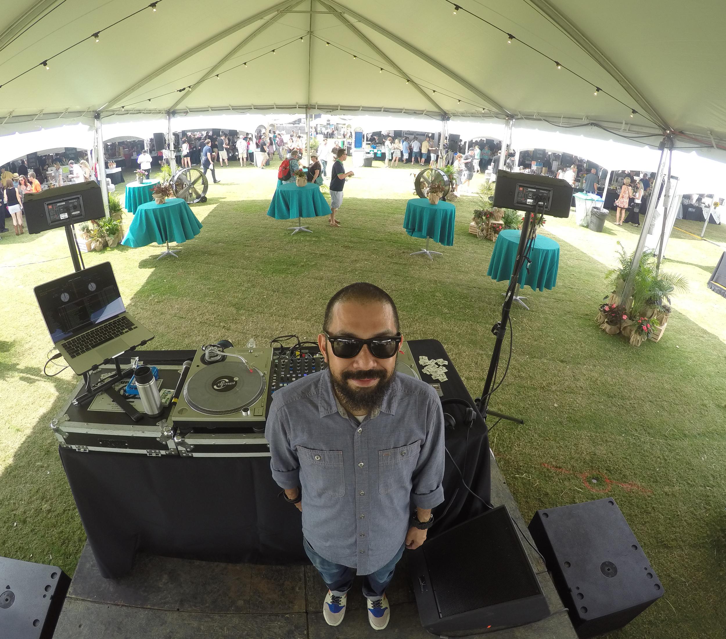 Austin Food & Wine Festival 2015