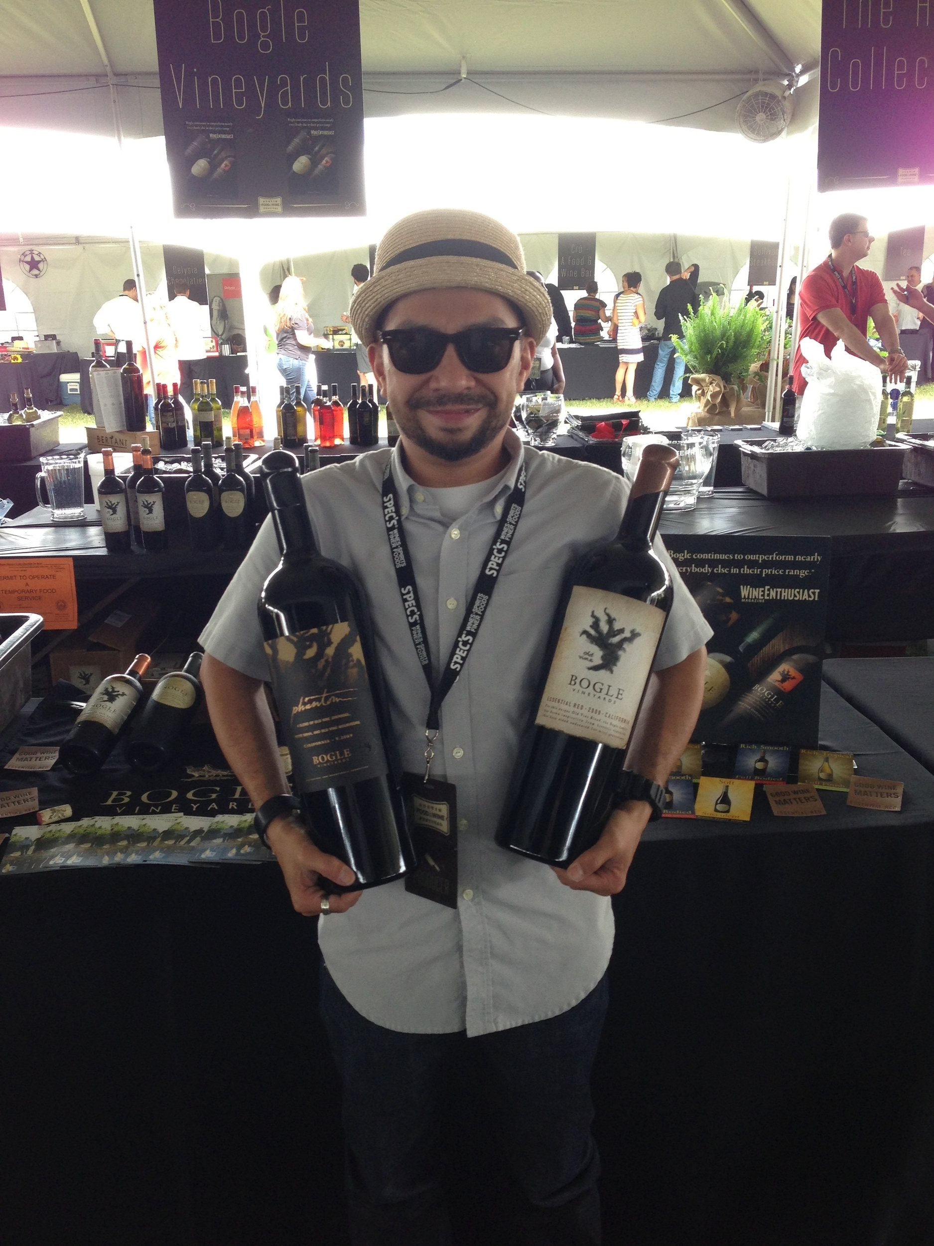 2013 Austin Food & Wine Festival