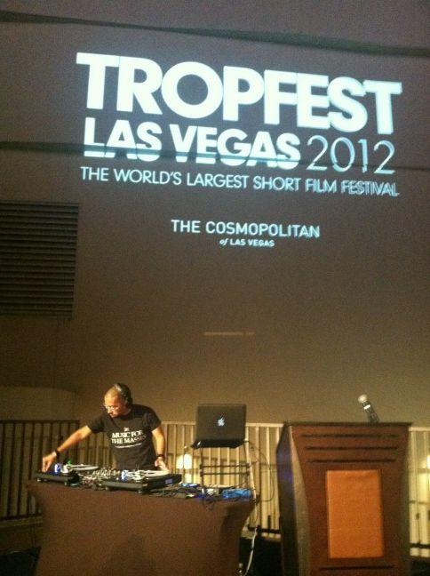 Tropfest 2012 - Las Vegas