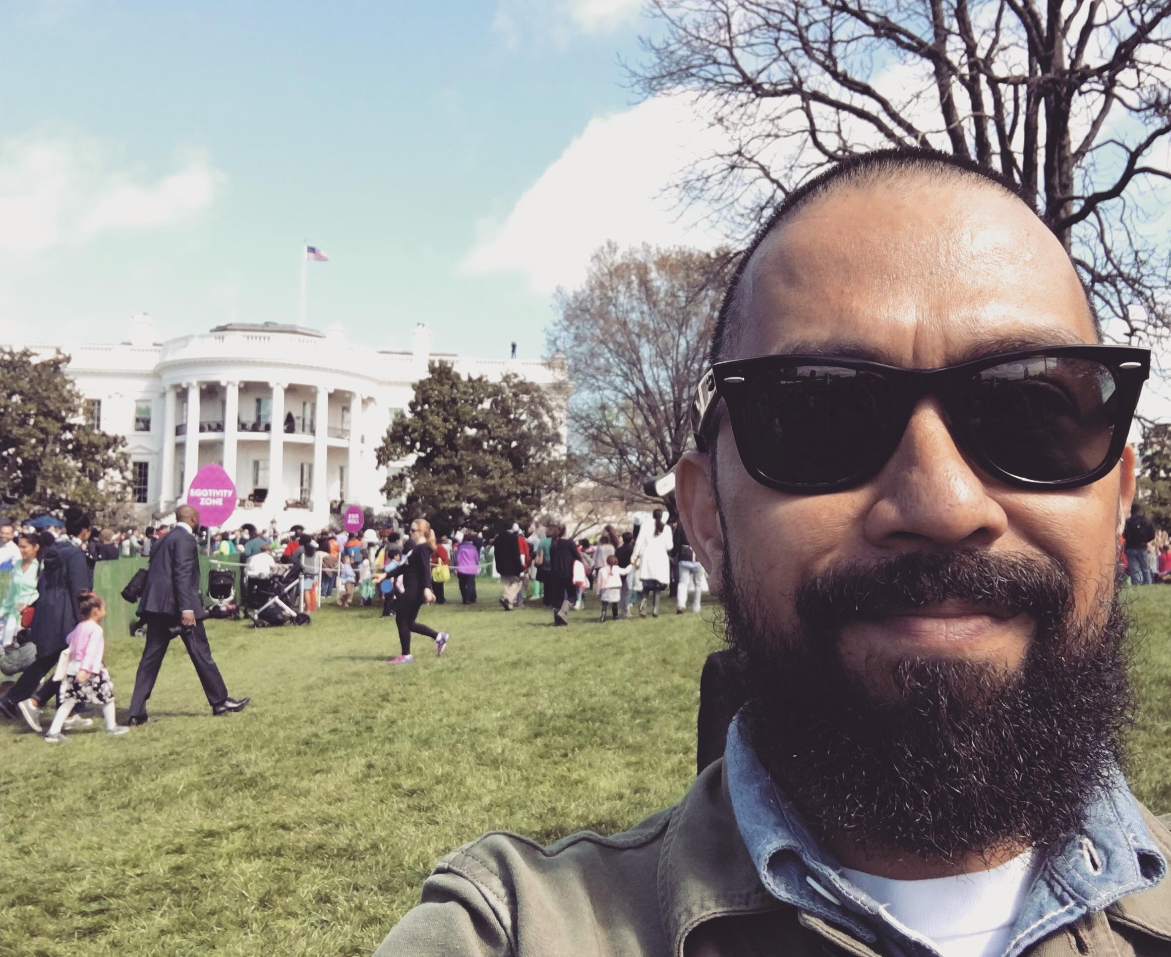 2016 White House Easter Egg Roll - Washington DC.