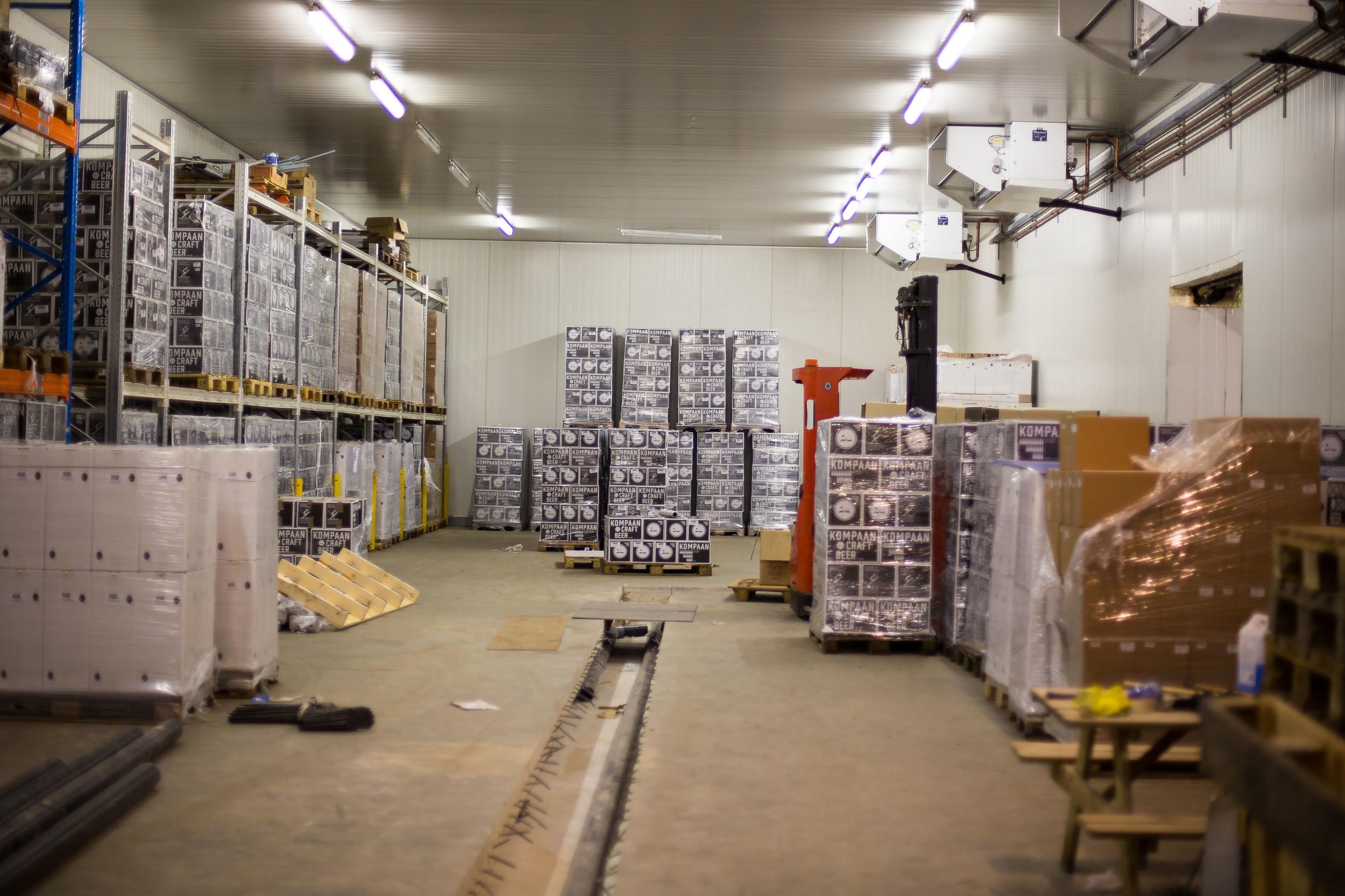 Kompaan Bier | Het Brouwhuis