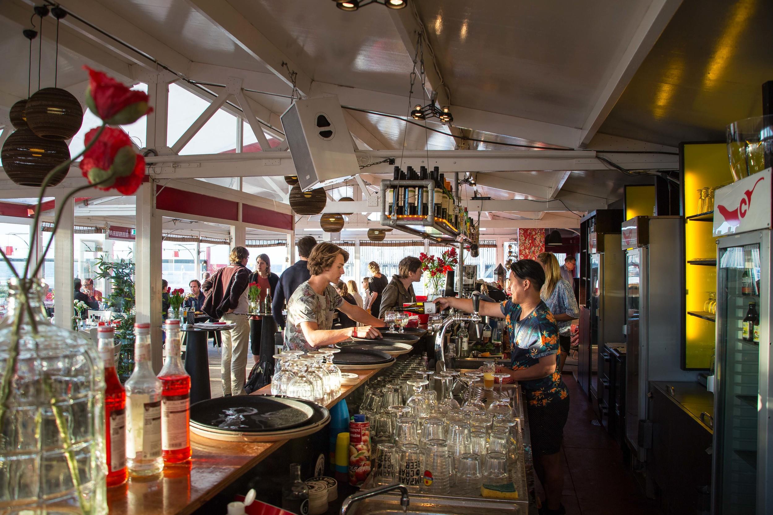 Beachclub Culpepper | Scheveningen
