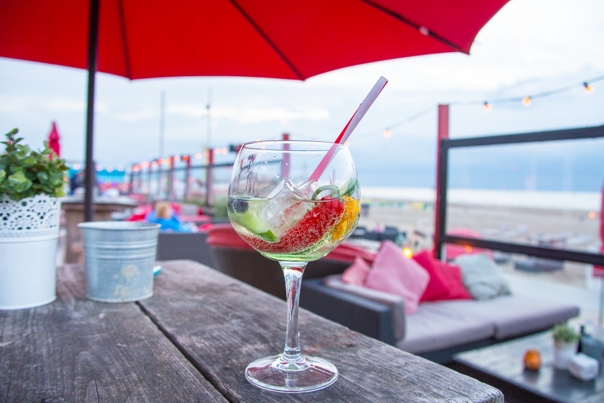 Calla's on the Beach | Beachclub Culpepper