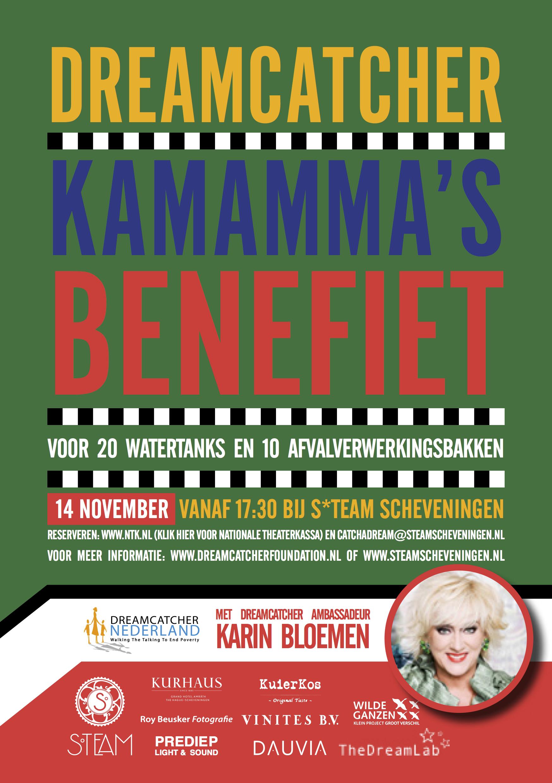 Kamamma's Benefiet
