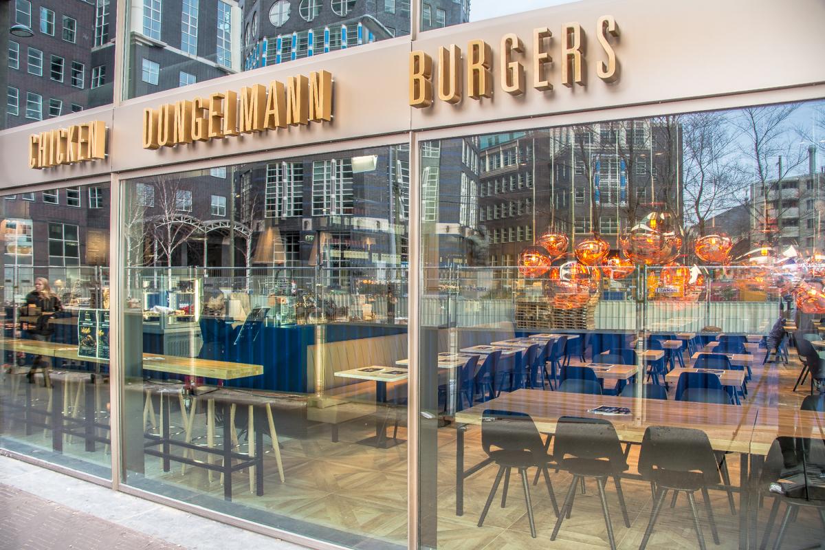 Dungelmann Chicken & Burgers