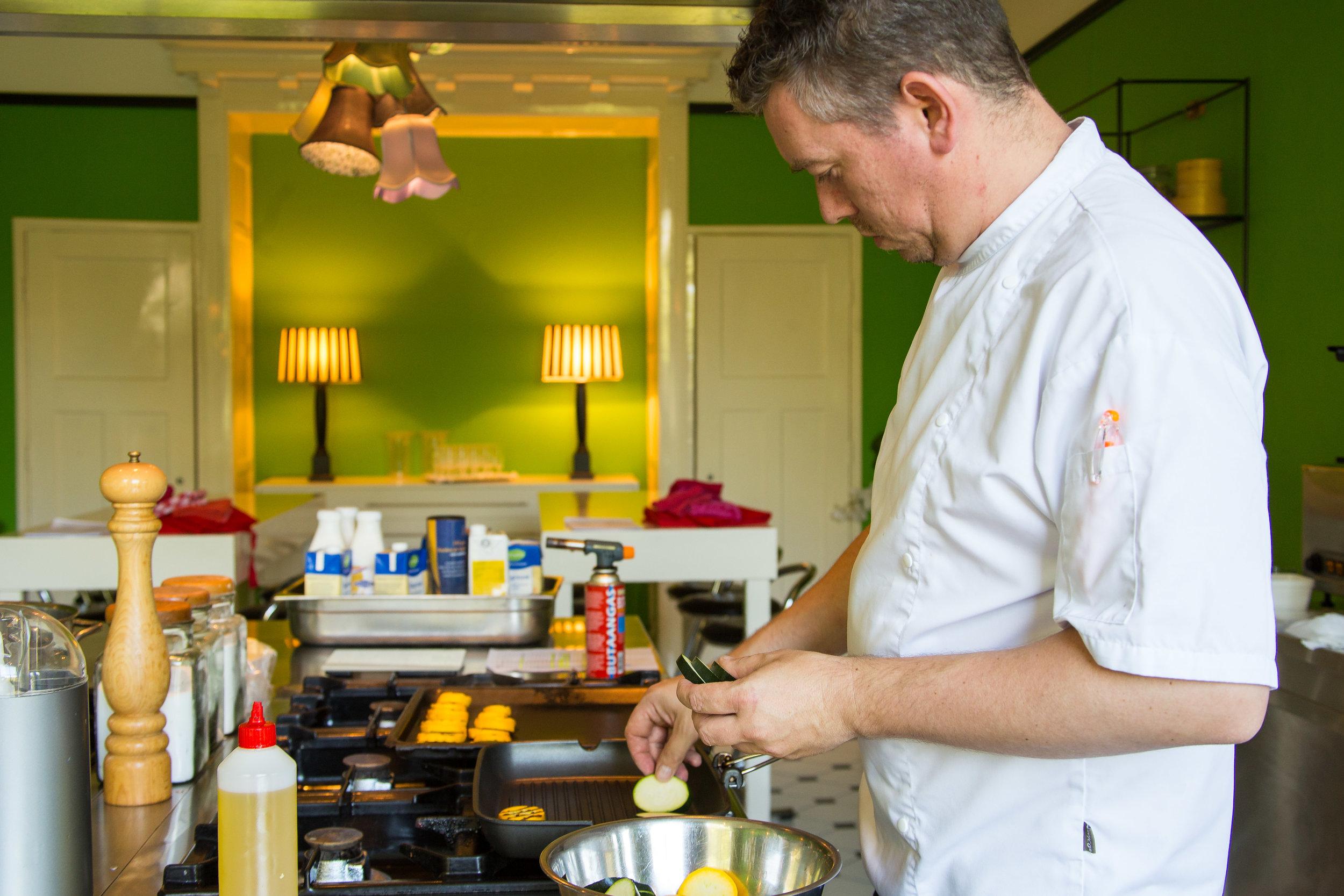 Diner Thuis - Kookworkshop -