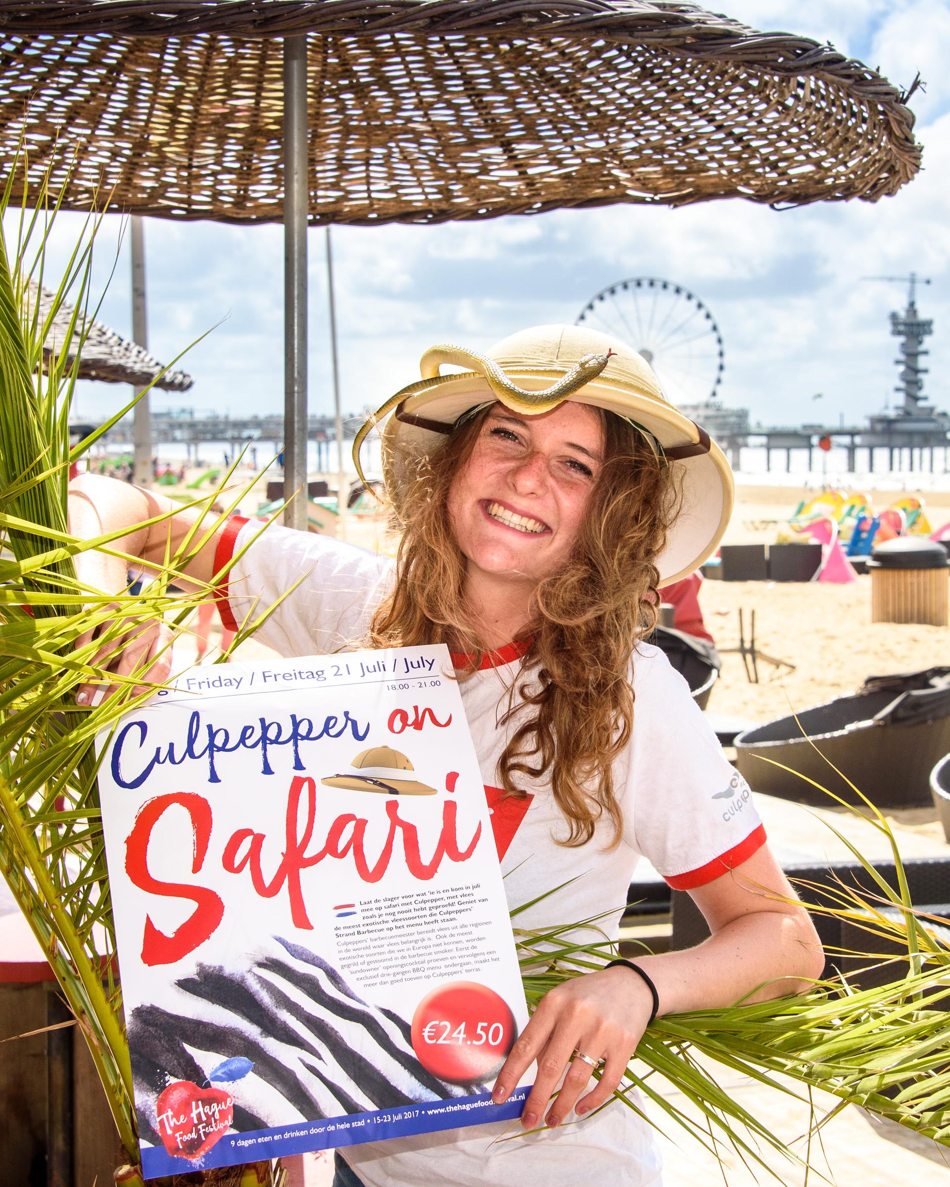 Culpepper Safari. The Hague Food Festival Businesses. ©Julia Claxton
