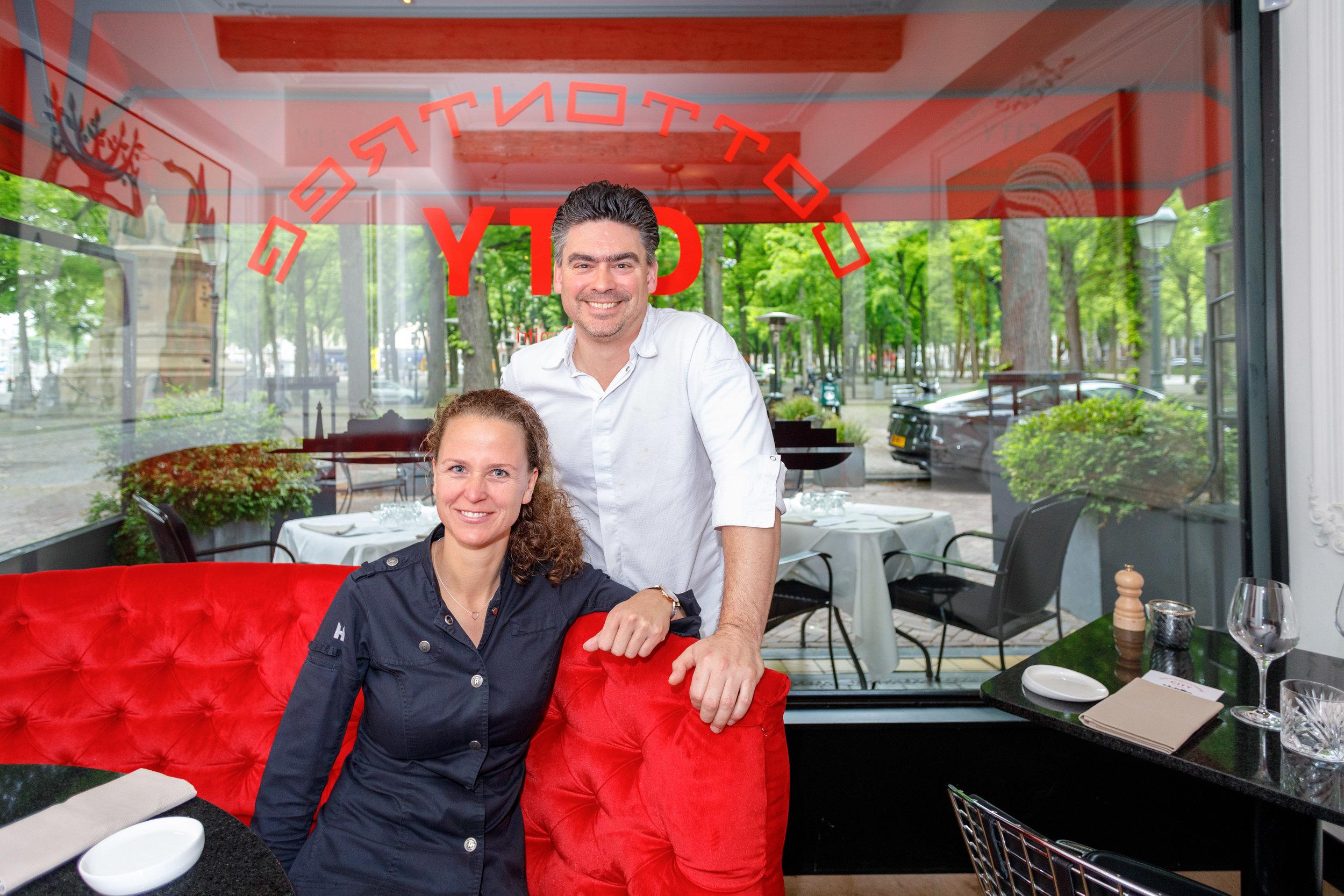 Manon & Dimitri Heinrichs | Cottontry City