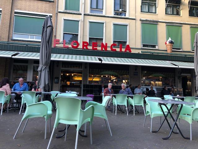 Florencia  in Den Haag