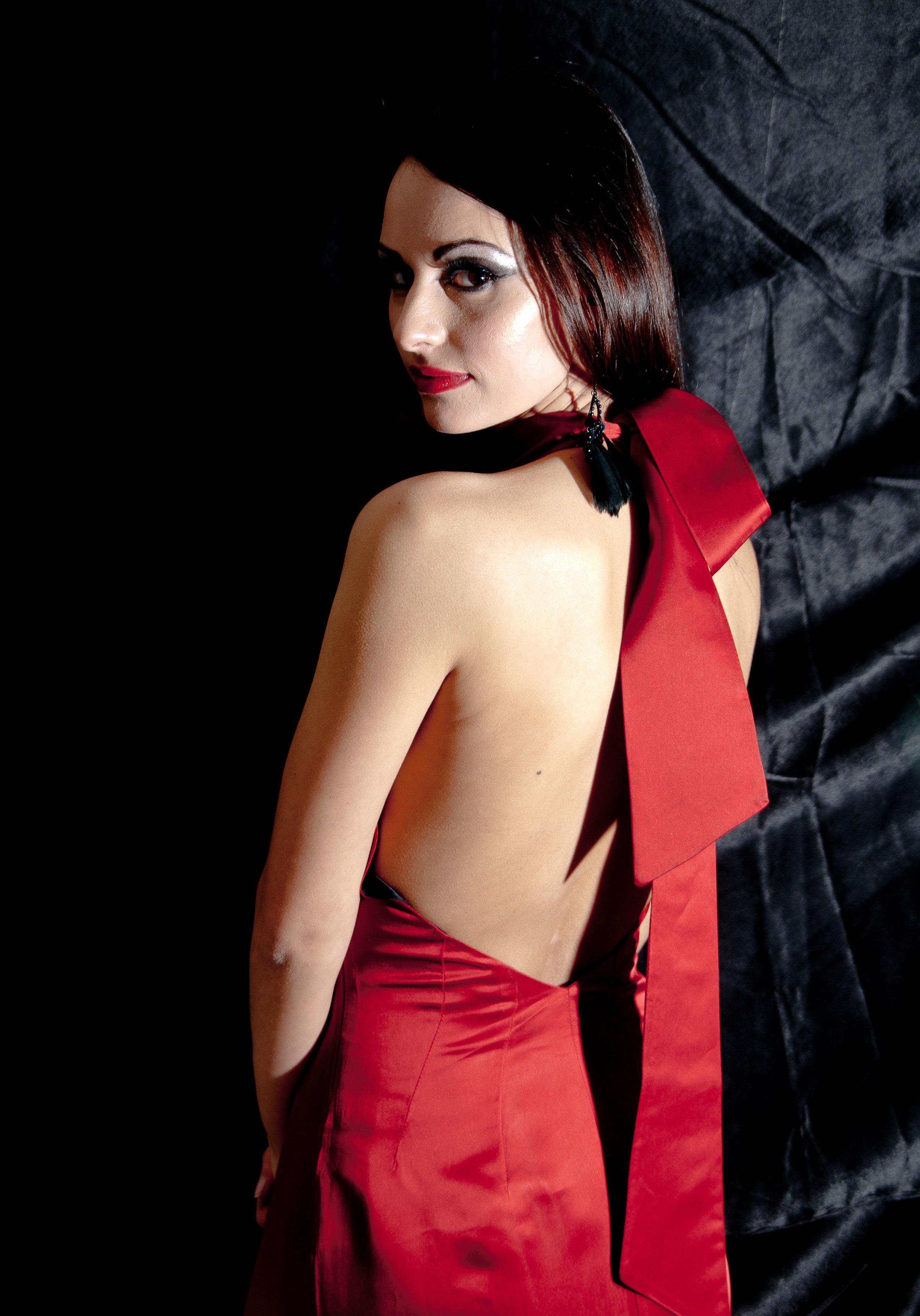 Bernadette, 2011, Shy B Photography modelling shoot