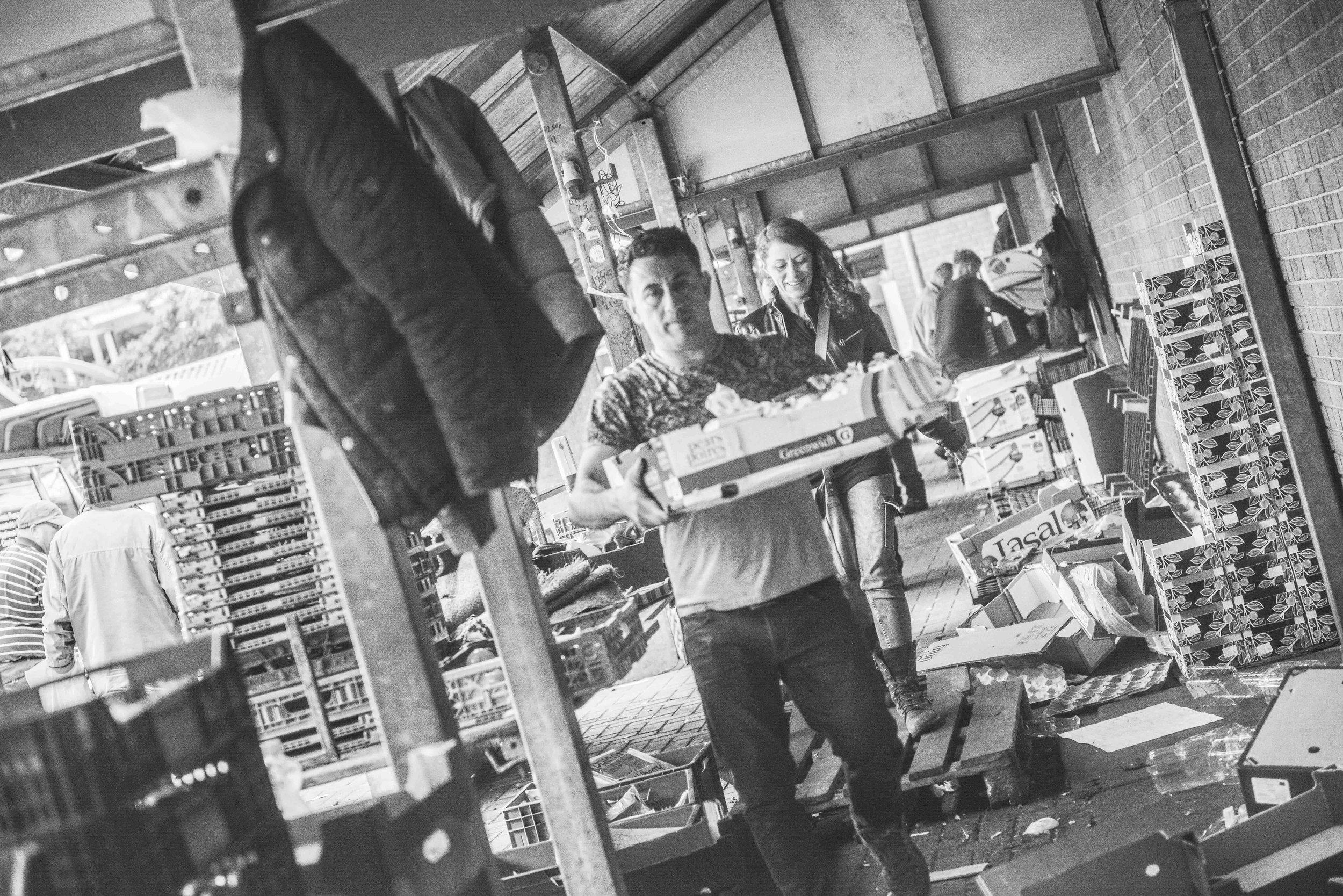 Leeds Market Interception 1