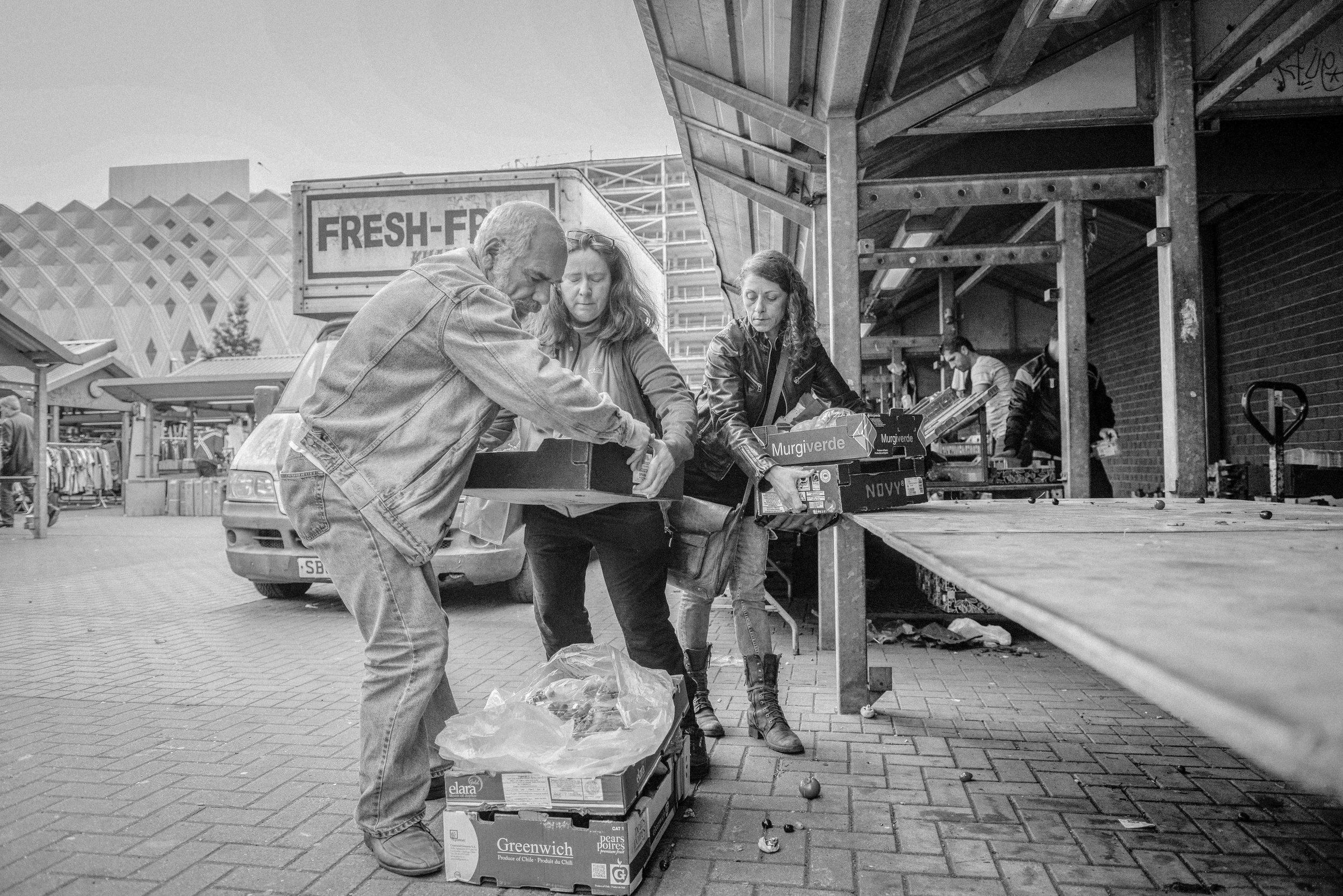 Leeds Market Interception 2