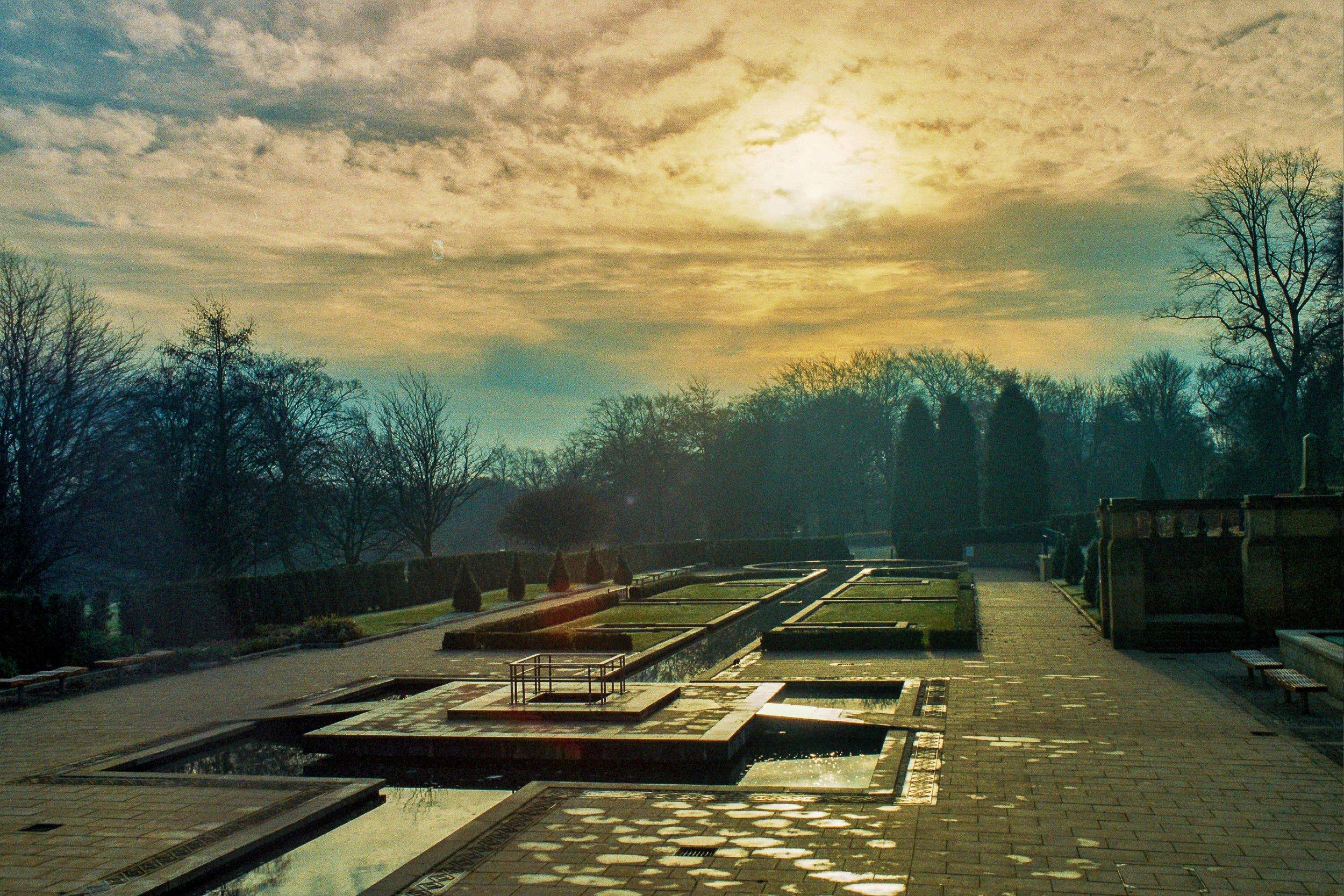 Lister Park - Mughal Gardens 2003
