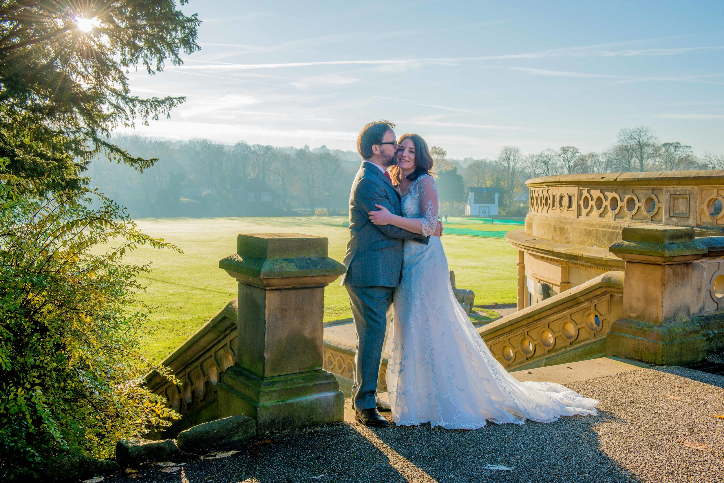 Winter Wedding in Saltaire 2016