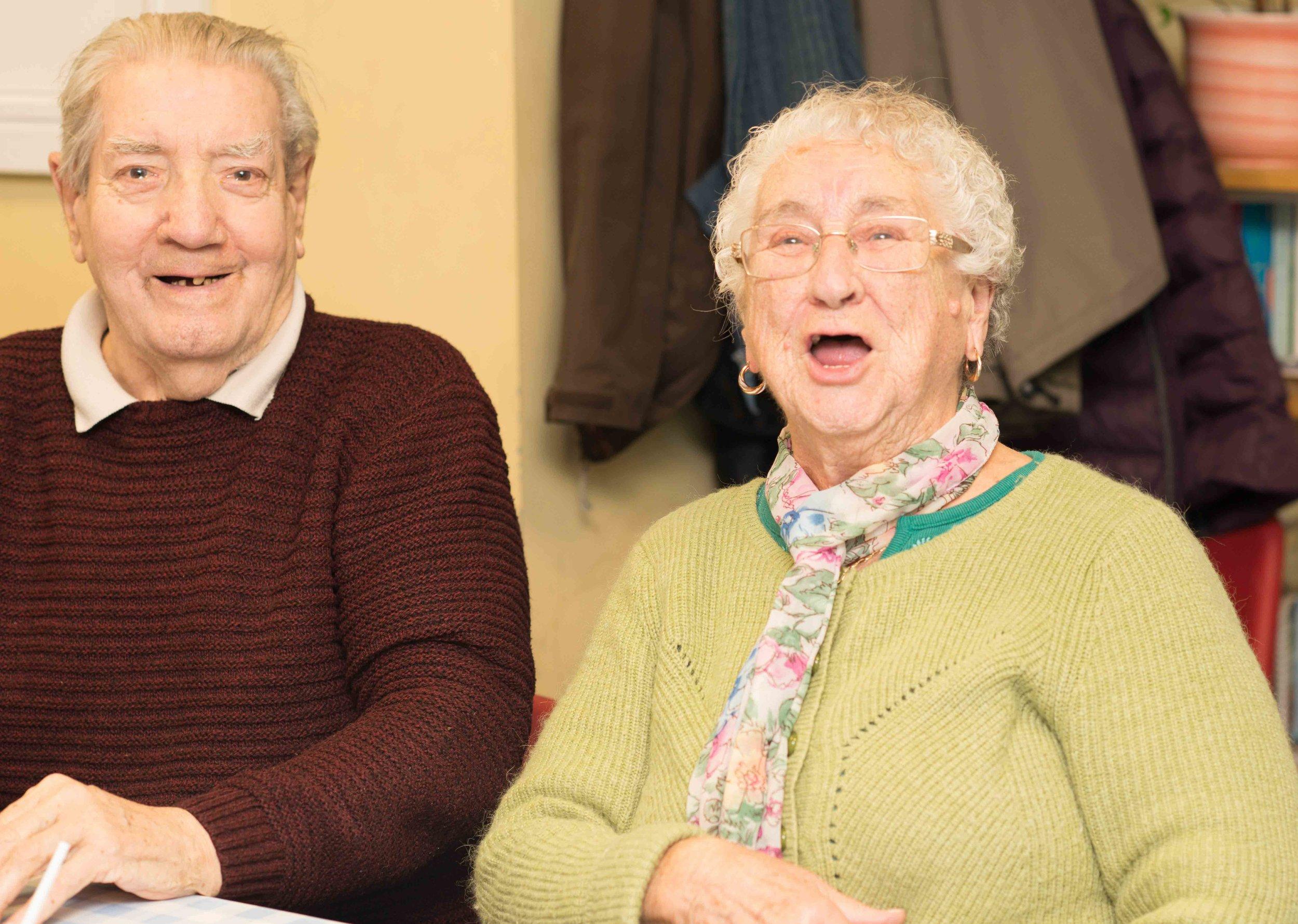 Elderly People's Lunch - 31st October 2017, Parkside Centre, Bradford