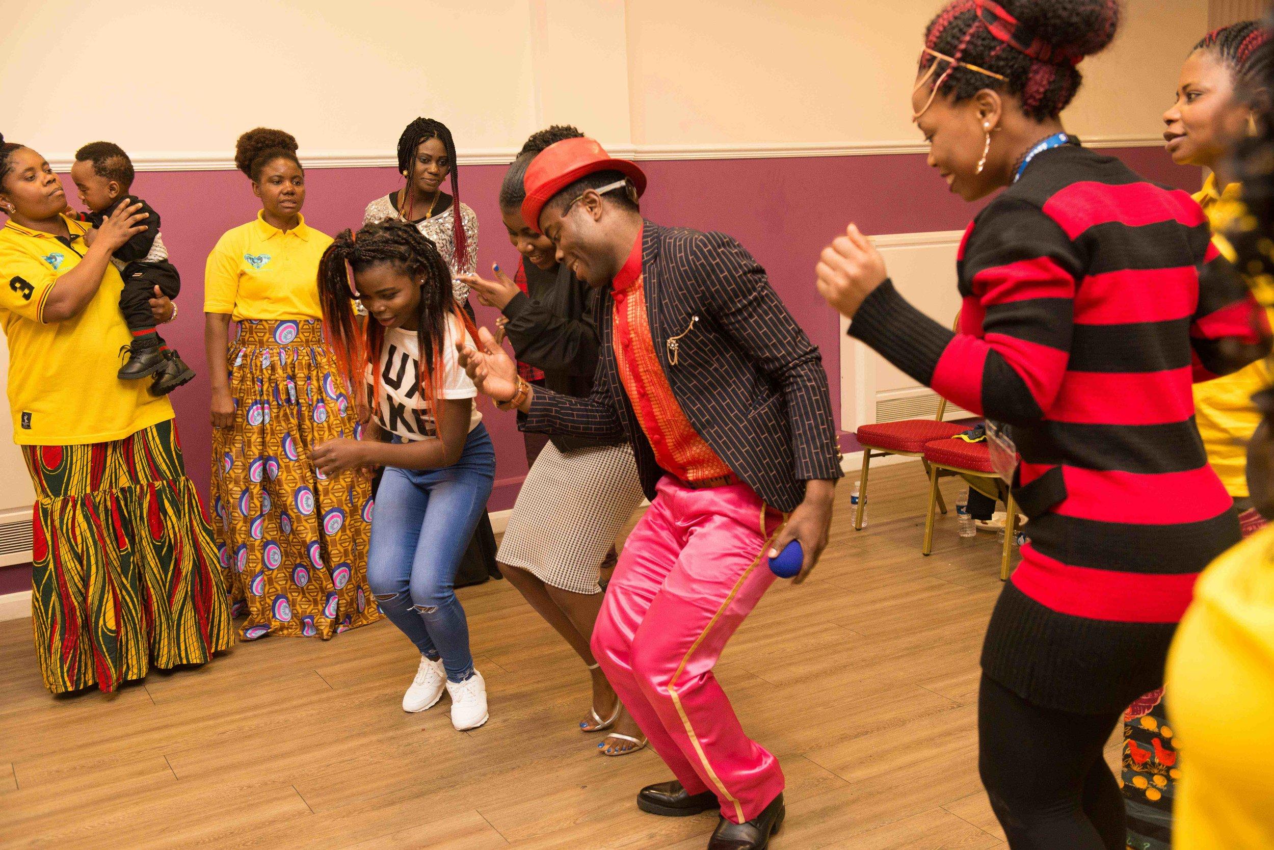 Upendo Community Event - 18th November 2017, Mayfield Centre, Bradford