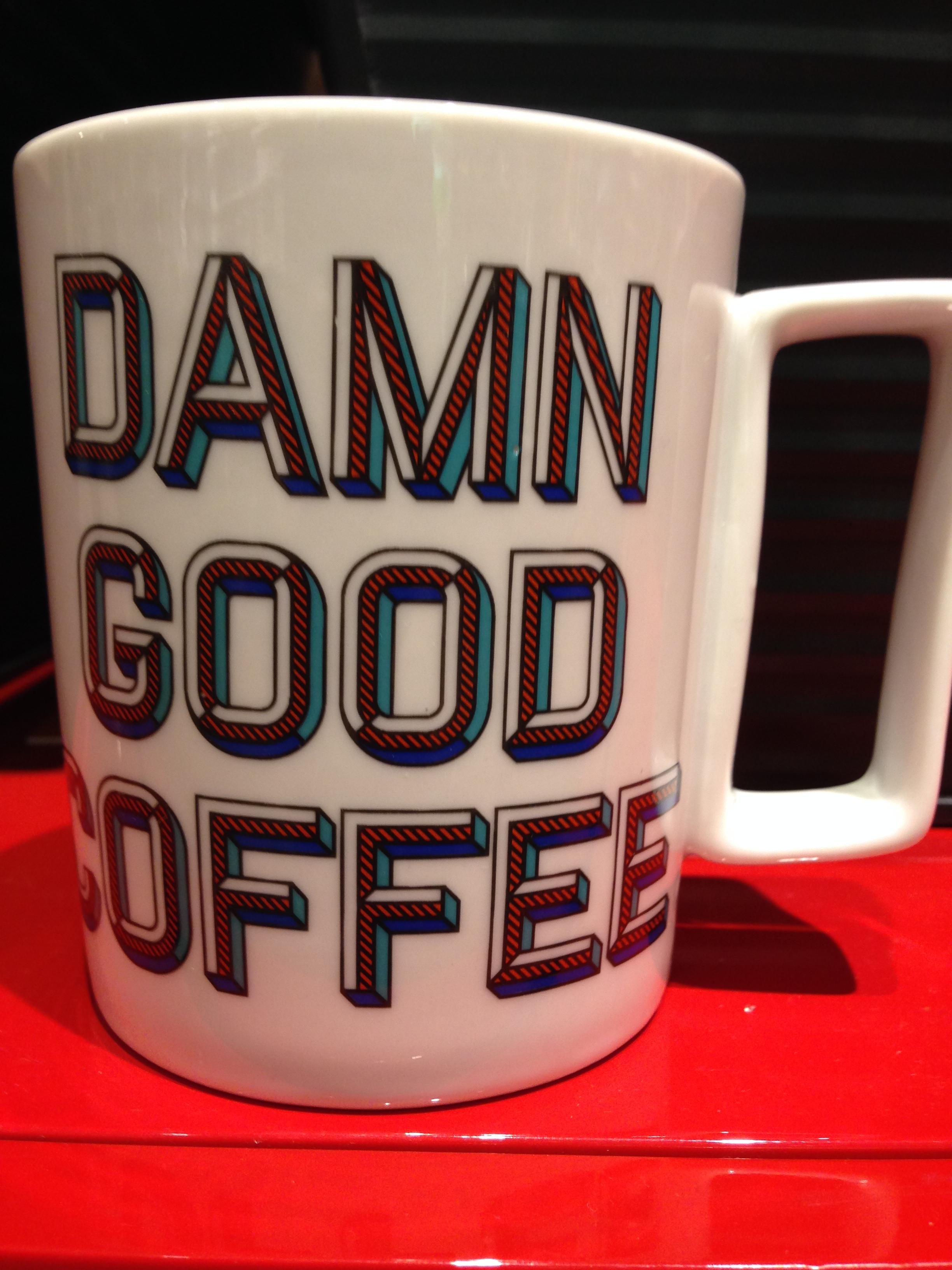 Aaaah coffee time!