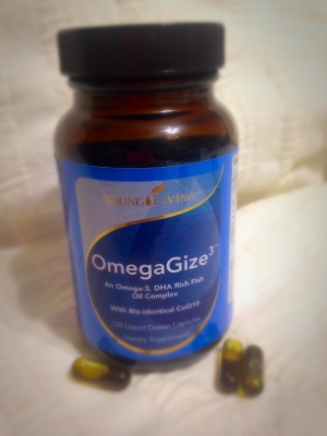 Help your pregnancy brain with OmegaGize.