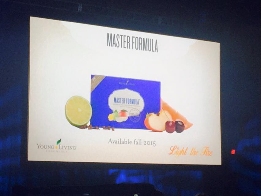 Master Formula: A new multivitamin for men and women.
