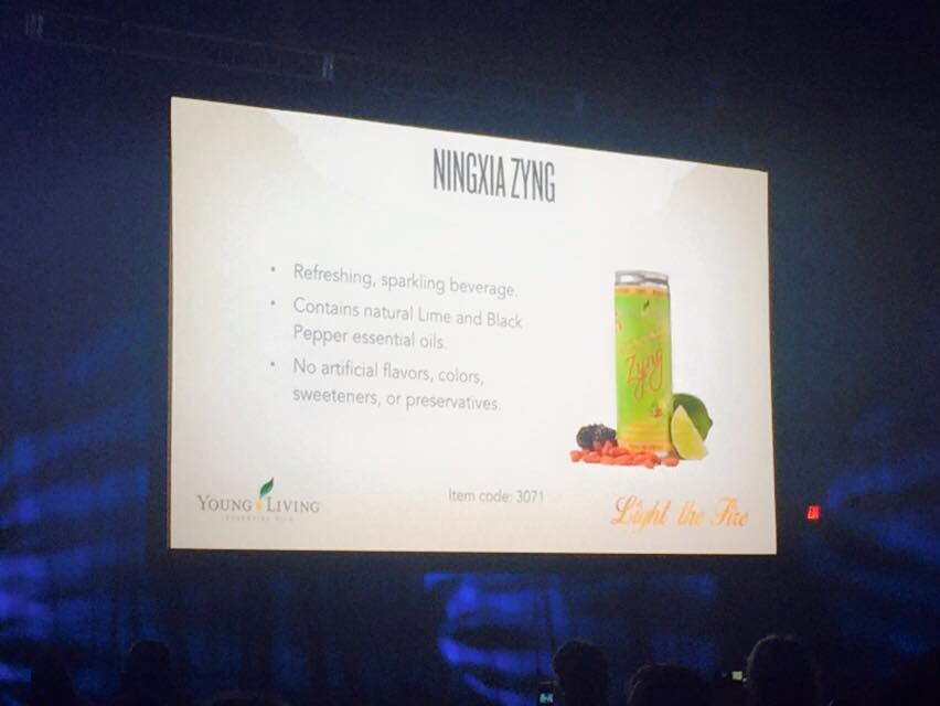 Ahhh, refreshing! Ningxia Zyng is a new sparkling beverage. As you would expect, nothing artificial here.