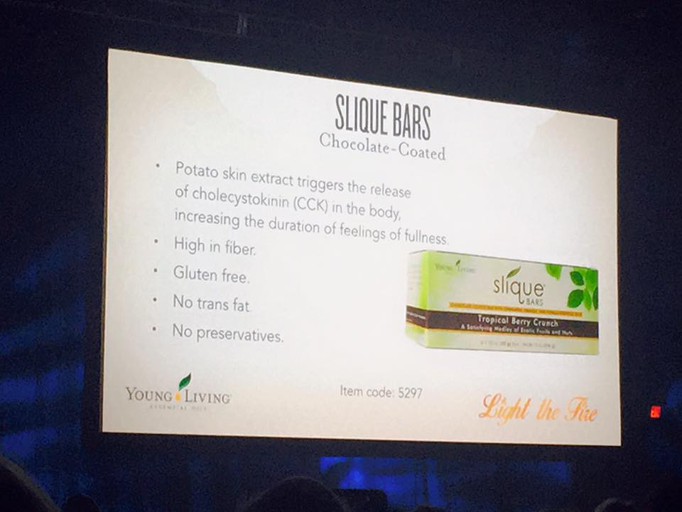Did you know that potato skin extract can help extend the duration of feeling full? Talk about a snack that packs a healthy punch. Bring on the Slique Bars.
