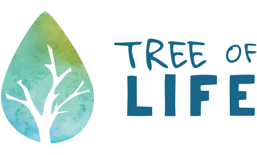 Branching out with our new look! We think our new logo perfectly expresses the Tree of Life concept with a tree silhouetted in an oil droplet.
