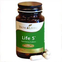 Life 5, a powerful probiotic,is on my DAILY supplement lifst!