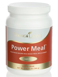 Power Meal + Healthy Smoothie = match made in heaven!