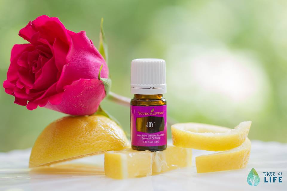 Invite Joy into your life with this popular Young Living blend. Quick Tip: To wear as a fragrance, apply over heart, ears, neck and wrist.