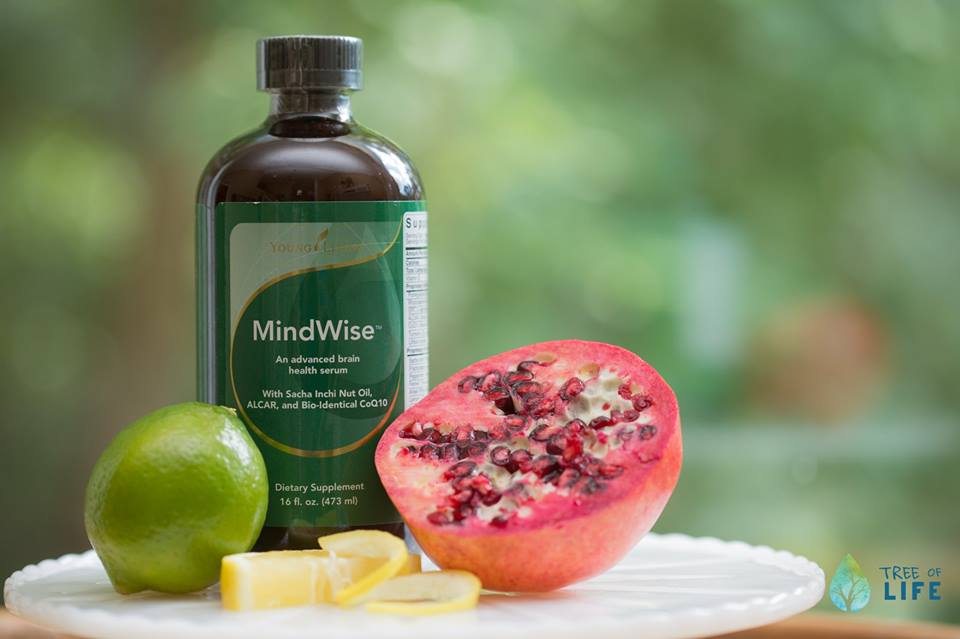 MindWise™ combines exotic sacha inchi nut oil with a proprietary MindWise oil blend for a unique supplement that supports normal brain and heart function.