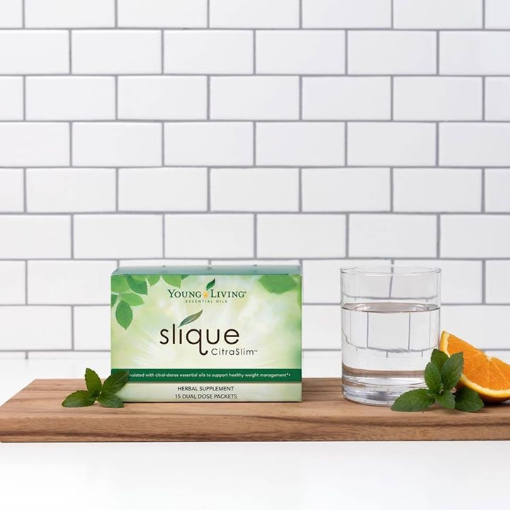 Proof that good things often come in small packages,Slique CitraSlim soft capsules are formulated with Young Living essential oils to help support your weight management goals.