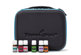 15 Essential Oils + 15 Blends = Your perfect travel collection.