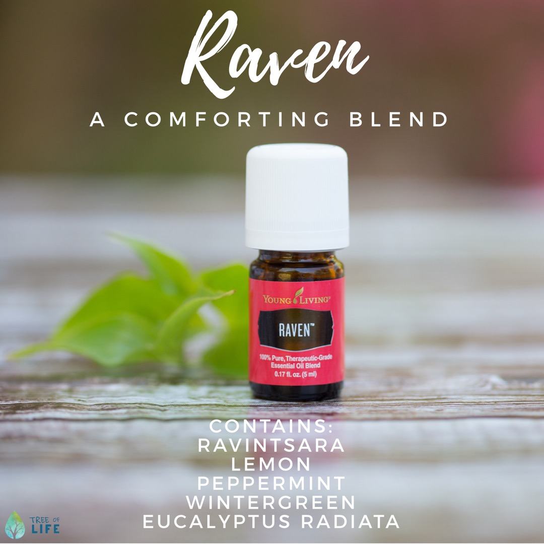 A year-round fave, Raven is especially helpful in winter and spring. Breathe easy with this addition to the Premium Starter Kit.