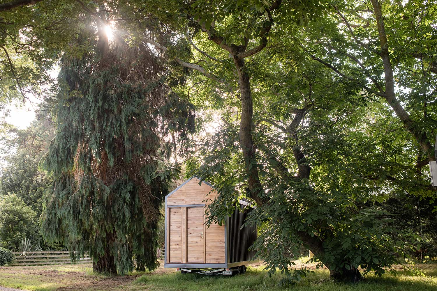 Tiny house in Hawkes Bay shot by florence charvin