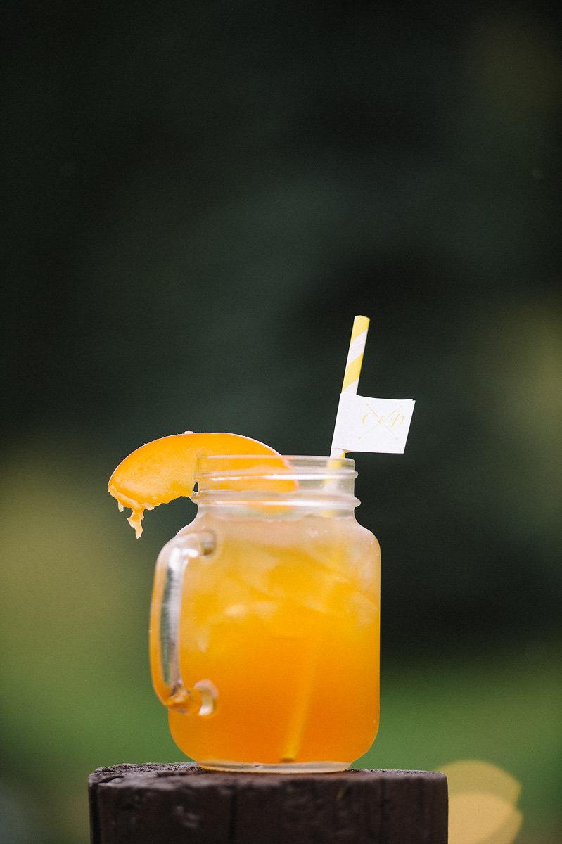 Peach Signature Drink